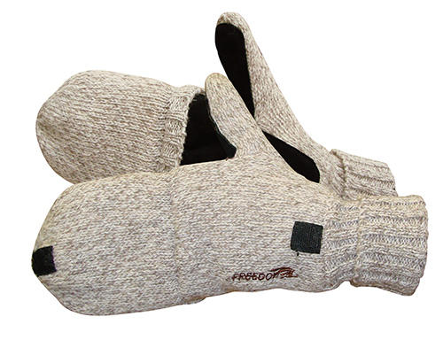 Перчатки FREEDOM WOOLLY MITTEN Elementa CL-509 от интернет-магазина moyinstrument.su
