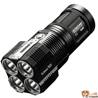 Фонарь NITECORE TM28 Set 16106 от интернет-магазина moyinstrument.su